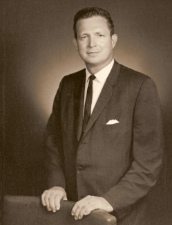 C. David Whipple - Mayor of Parksville
